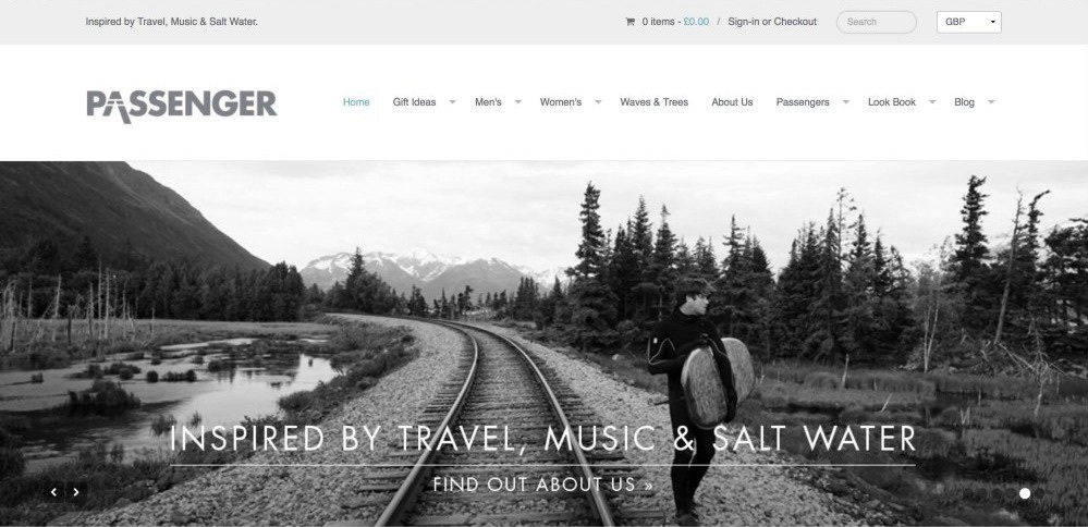 Building An Adventure Lifestyle Brand: Interview With Passenger Clothing Brand Manager