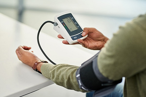 Home_Digital_Blood_Pressure_for_Heart_Health