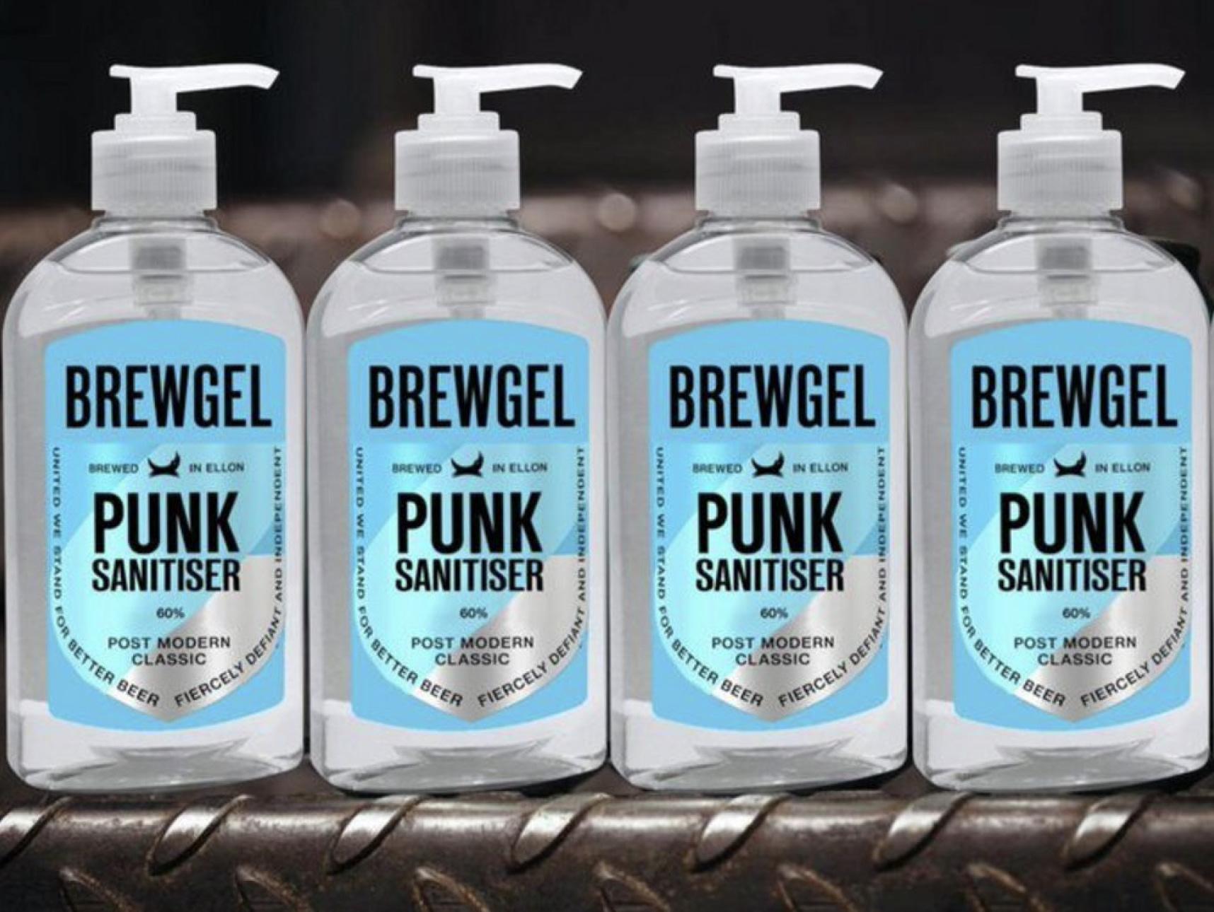 BrewGel Sanitizer