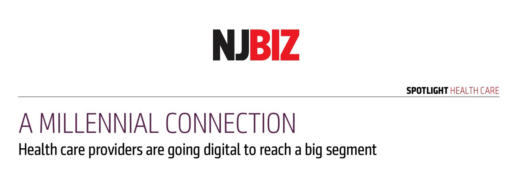 NJBIZ Millennials Marketing Article