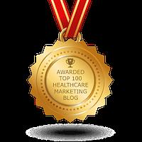 Top 100 healthcare marketing blog
