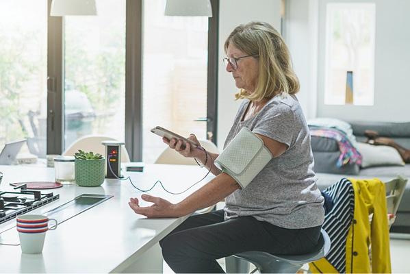 at-home-health-tech