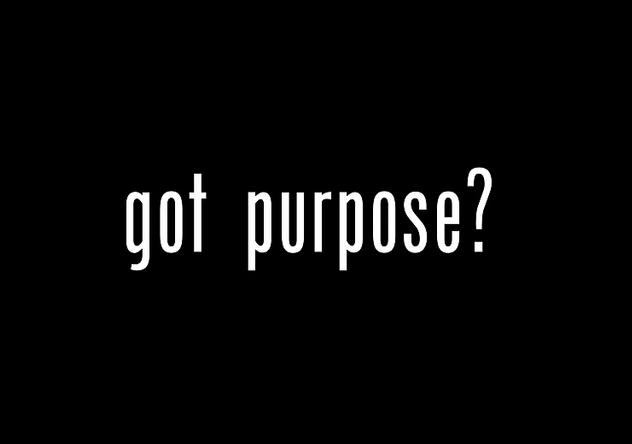 Got-Purpose