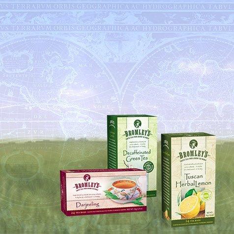 Launching a New Mass Market Tea Brand