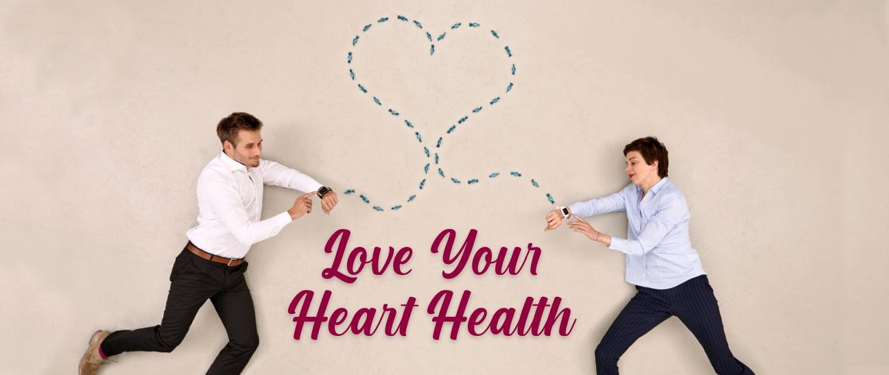 Love Your Heart Health
