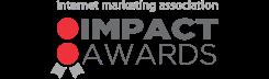 Impact awards winner logo