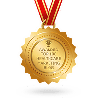 Top 100 healthcare marketing blog