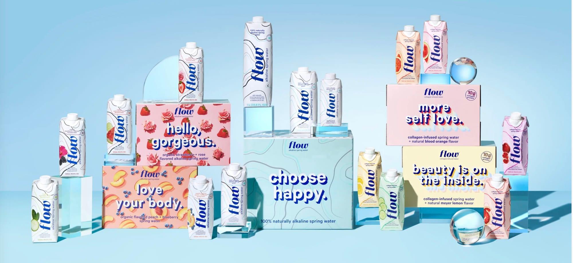 Flow packaging
