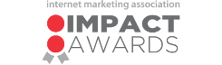 Impact awards winner logo