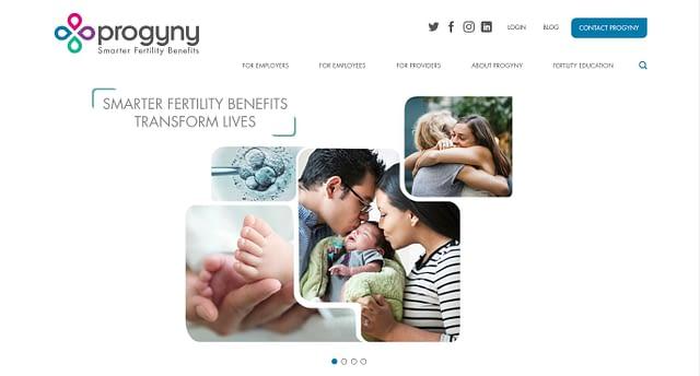 Progyny fertility benefits